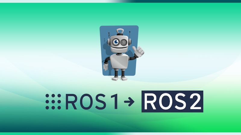 ROS2 For ROS1 Developers and Migrate Your ROS Projects