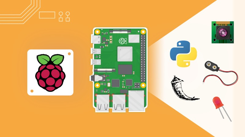 Raspberry Pi For Beginners - Complete Course